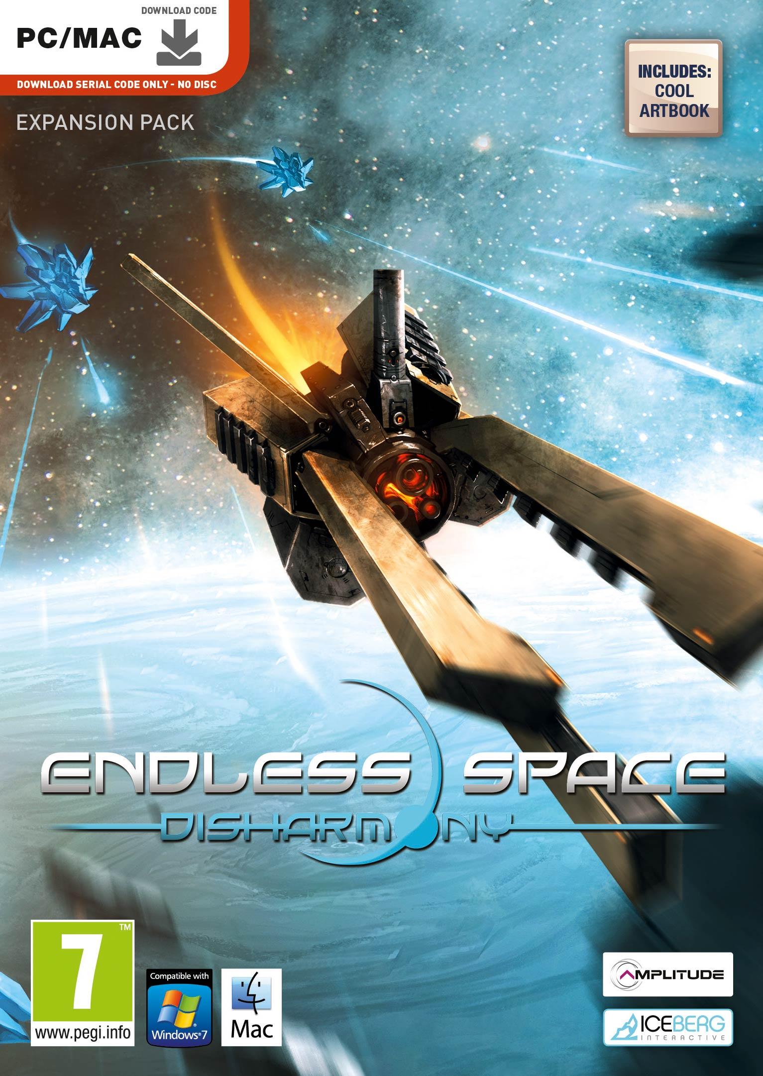 Endless Space: Disharmony [PC][ENG]